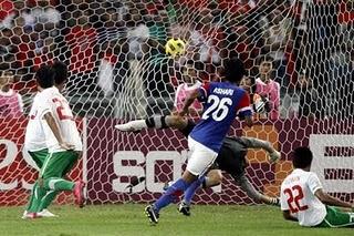 Hasil Pertandingan Malaysia vs Indonesia