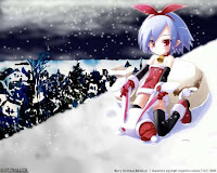 Christmas Anime Desktop Wallpapers