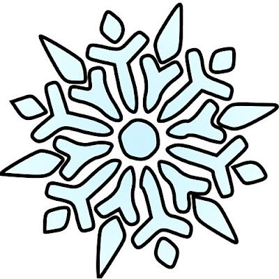 pink snowflake clipart. snowflake order clip art