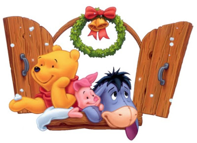 Winnie The Pooh Christmas Downloads