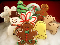 Christmas Cookies Wallpapers for Desktops