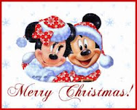 mickey minni merry christmas