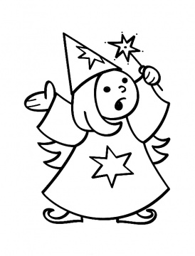 Christmas fairy coloring pages learn to coloring for Cute fairy coloring pages