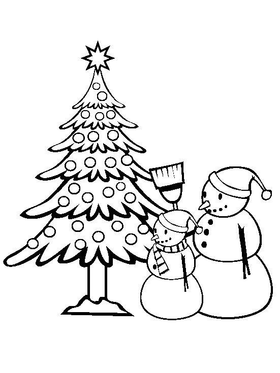 Coloring Online Christmas : Online Christmas Coloring Pages Learn To Coloring