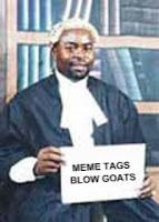 memes blow goats