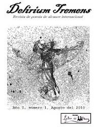 """Revista de poesía """"Delirium Tremens"""" número 1"""