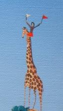Six girafes