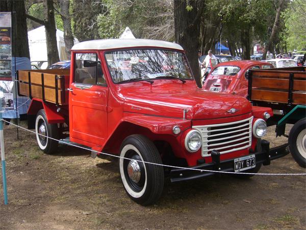 Rastrojero la Pick up made in Argentina Taringa