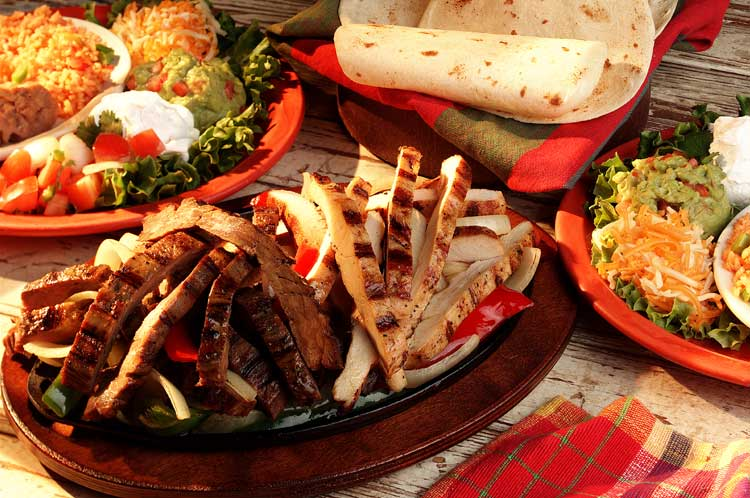 Share Alike Cooking: Best Chicken Fajitas (Secret)