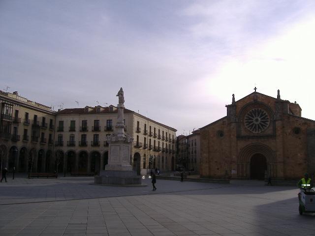 Iglessia de San Pedro-Avila-