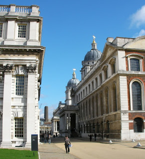 University of Greenwich campus