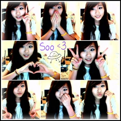 안녕하쇼~ ㅋㅋ Welcome to Soo's blog muah ^^
