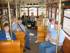 Trolly Tour of Guthrie - April 2005