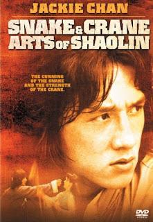 El estilo de la serpiente y la grulla de shaolin (1978)