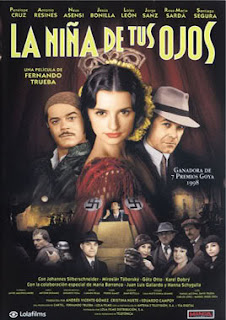 La nia de tus ojos (1998)  cine online gratis