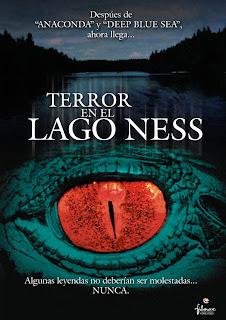 Terror en el lago Ness (2001)