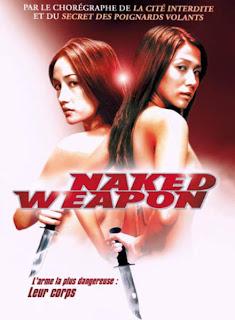Naked weapon - Desnuda para matar