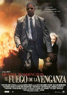 El fuego de la venganza cine online