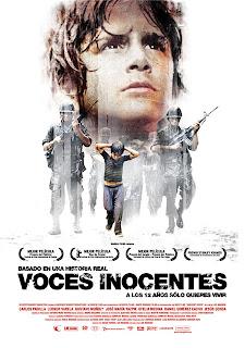 Voces inocentes cine online gratis