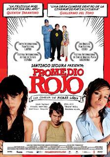 Promedio Rojo cine online gratis