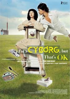 I'm a cyborg -(comedia)