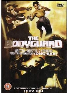 The bodyguard  -(acción-artes marciales)