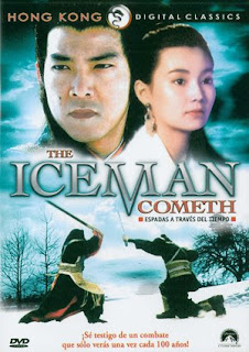 The iceman cometh -(artes marciales)