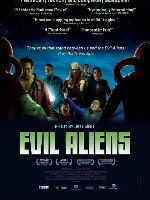 Evil aliens -El ataque de los extraterrestres diabólicos