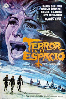 Terror en el espacio (1965)