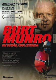 Burt Munro: un sueño, una leyenda cine online gratis
