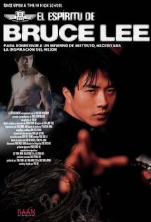 El esp�ritu de Bruce Lee -(artes marciales)