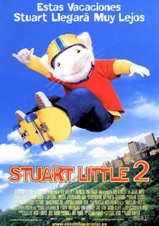 Stuart little 2 online y gratis