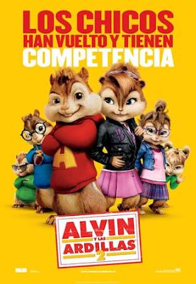 Alvin y Las Ardillas 2 (2009) Online
