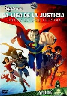La liga de la justicia Crisis en dos tierras (2010)