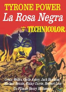 La rosa negra (1950)
