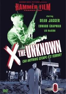 X lo desconocido (1956)
