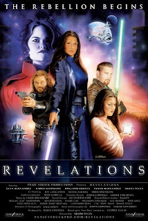 Star wars revelations (fanmovie) III IV (2008)