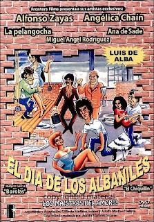 El dia de los albañiles (1984)