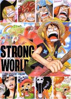 One piece strong world (2010)