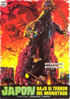 Godzilla Japon bajo el terror del monstruo (1954)