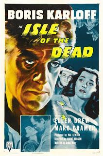 La isla de los muertos (1945)