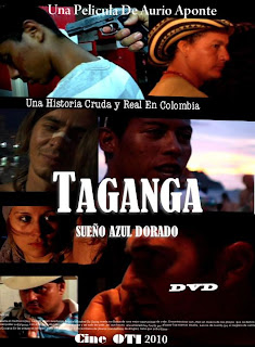 Taganga sueno azul dorado (2010) online y gratis
