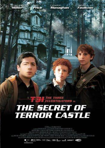 Los Tres Investigadores En El Secreto Del Castillo Del Terror (2009)   3gp/Mp4/DVDRip Latino HD Mega