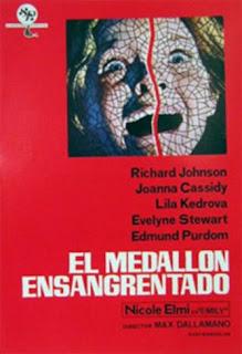 El medallon ensangrentado (1975)