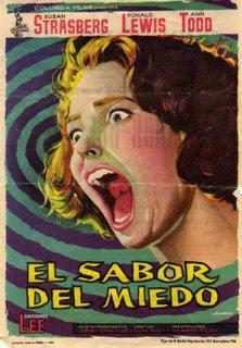 El sabor del miedo (1961)