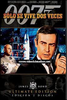 007: Solo se vive dos veces (1967) Español