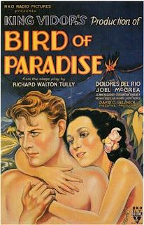 Ave del paraiso (1932)