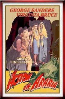 Aventura en arabia (1944)