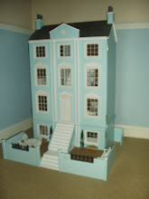 Lara's (Mummy's!) dolls house
