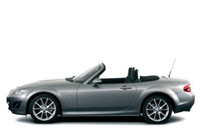 2009 Mazda MX-5 Photos
